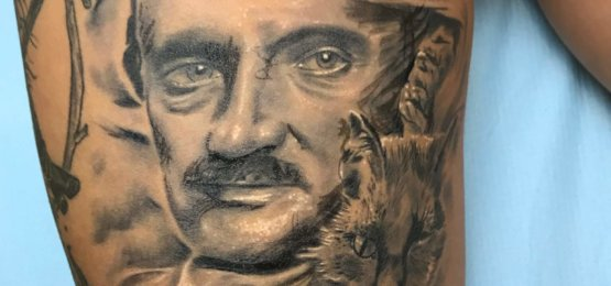 tatuaż pamiatka