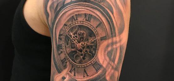 tattoo czas pokera