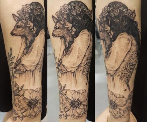 tattoo reka
