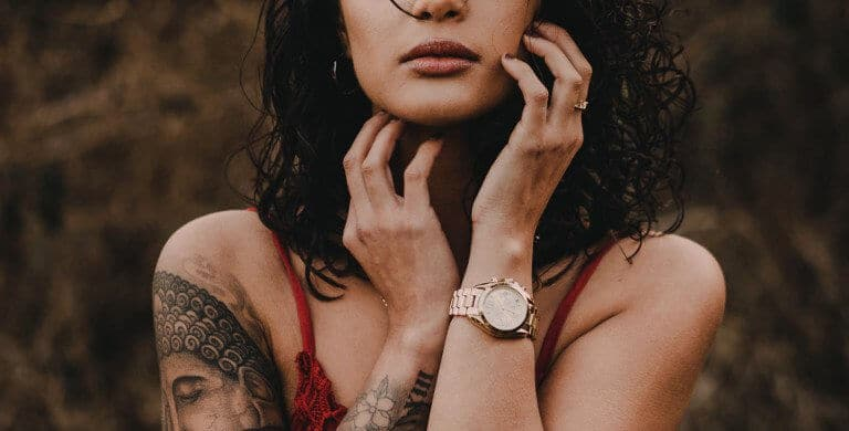 tatuaż damski