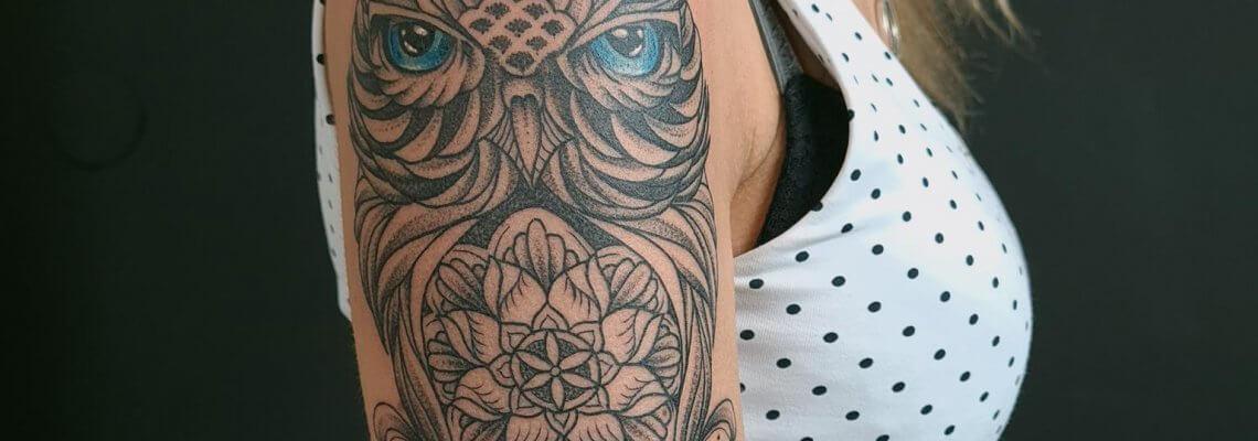 sowa tattoo