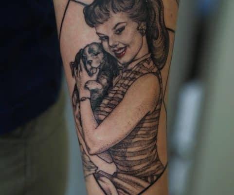 tatuaż wzór5